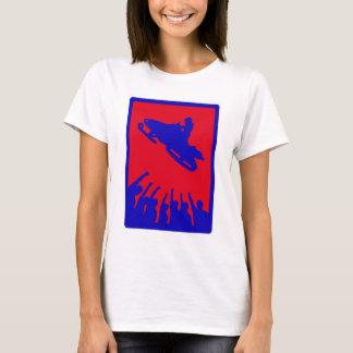 SNOW MOBILE SETTER T-Shirt