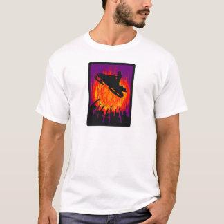 SNOW MOBILE SHELL T-Shirt