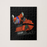 Snow Mobile Skills Jigsaw Puzzles
