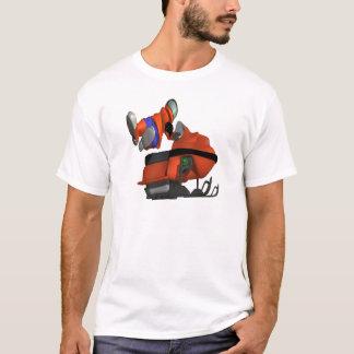 Snow Mobile Skills T-Shirt
