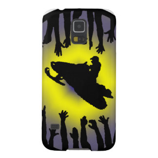 SNOW MOBILE SOUNDER GALAXY S5 COVERS