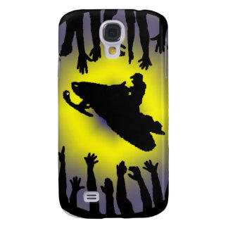 SNOW MOBILE SOUNDER GALAXY S4 CASE