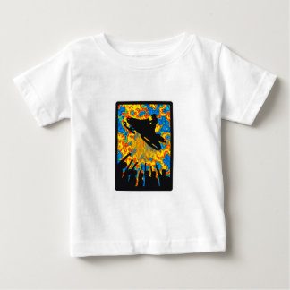 SNOW MOBILE TRANCE BABY T-Shirt