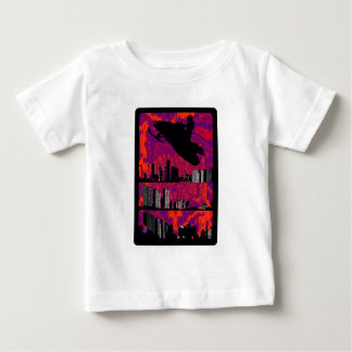 SNOW MOBILE TRIALS BABY T-Shirt