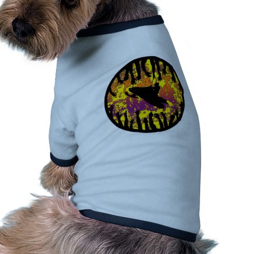 SNOW MOBILE TRY PET SHIRT