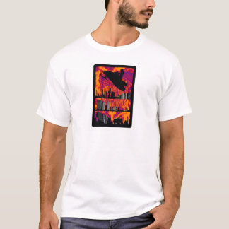 SNOW MOBILE UP T-Shirt