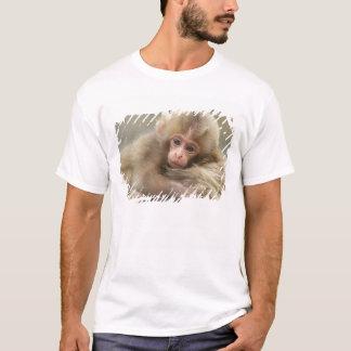 Snow Monkey Baby, Jigokudani, Nagano, Japan 2 T-Shirt