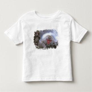 Snow Monkey Mother & Child, Jigokudani, Nagano, Toddler T-shirt
