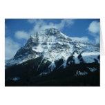 Snow Mountain Card