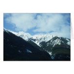 Snow Mountain Cards
