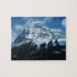 Snow Mountains Puzzle