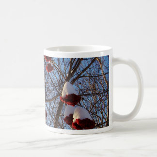 Snow on Dogberries Coffee Mug
