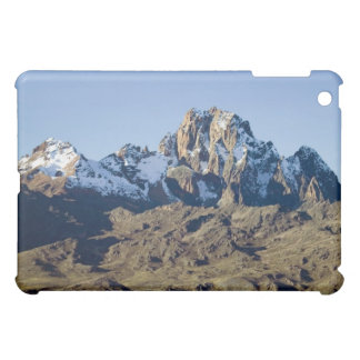 Snow on Mount Kenya Cover For The iPad Mini
