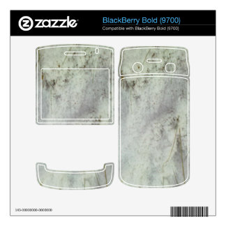 Snow on the ground BlackBerry bold 9700 skin