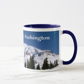 Snow on the Mountain Mug