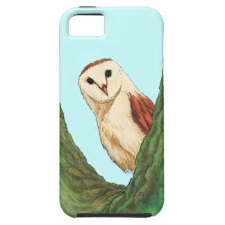 snow owl animal iPhone 5 cover