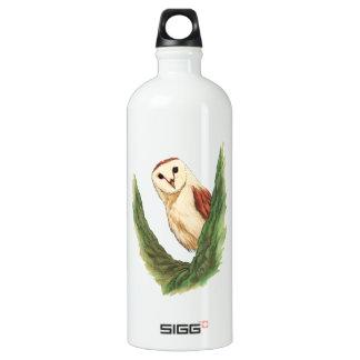 snow owl animal SIGG traveler 1.0L water bottle