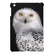 Snow owl iPad mini case