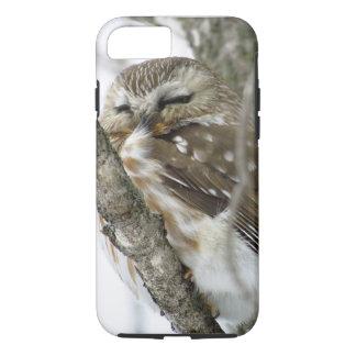 Snow Owl iPhone 7 Case