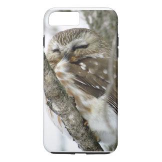Snow Owl iPhone 7 Plus Case