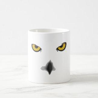 Snow owl standard mug