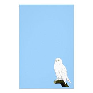 Snow Owl Stationery