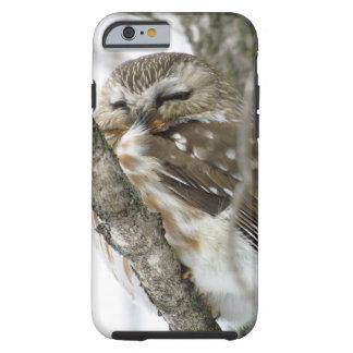 Snow Owl Tough iPhone 6 Case