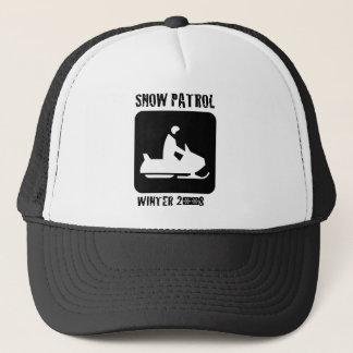 snow patrol trucker hat