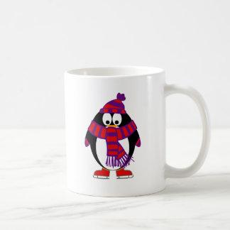 Snow Penguin Coffee Mug