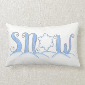 Snow Pillow