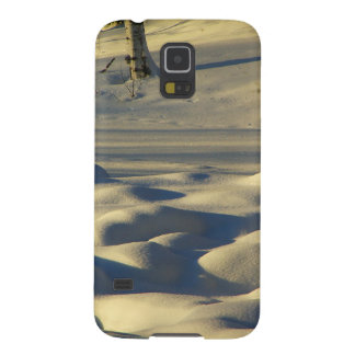 Snow Pillows Case For Galaxy S5