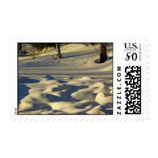 Snow Pillows Postage