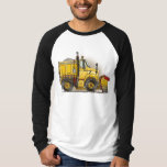 Snow Plow Truck Adult Shirt