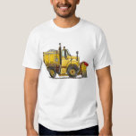 Snow Plow Truck Apparel Tee Shirt