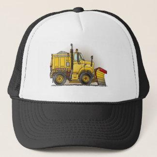 Snow Plow Truck Hat