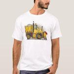 Snow Plow Truck Mans T-Shirt