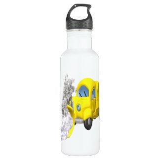 Snow Plow Water Bottle