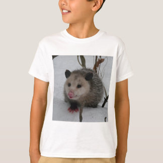 Snow Possum T-Shirt