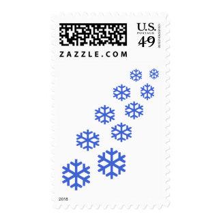 Snow Postage
