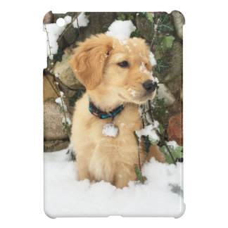 Snow Puppy iPad Mini Covers