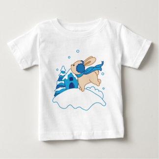 Snow Puppy Winterland Baby T-Shirt