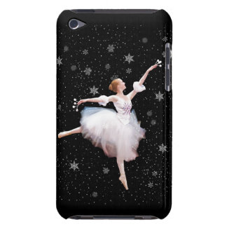 Snow Queen Ballerina Barely There iPod Case