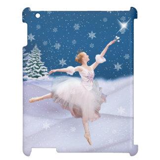 Snow Queen Ballerina Customizable Case For The iPad 2 3 4