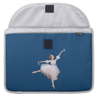 Snow Queen Ballerina MacBook Pro Sleeves
