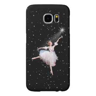 Snow Queen Ballerina Samsung Galaxy S6 Case
