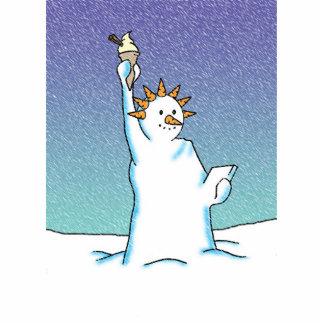 Snow Queen Cutout