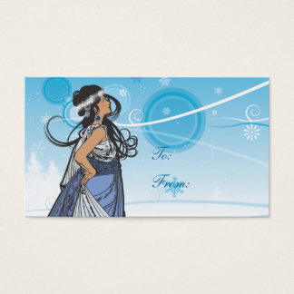 Snow Queen Gift Tags
