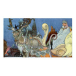 Snow Queen Ice Princess Double-Sided Standard Business Cards (Pack Of 100)