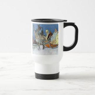 Snow Queen Ice Princess Travel Mug