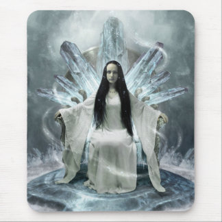 Snow Queen Mouse Pad